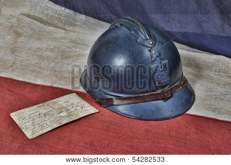 1914 Helmet