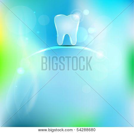 Beautiful Dental Background