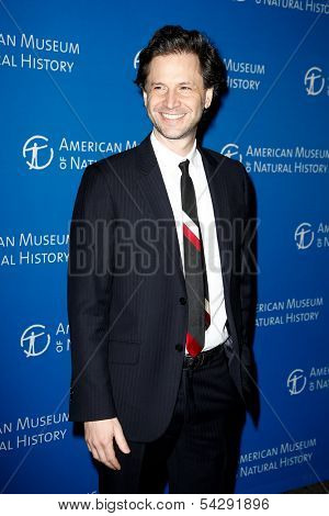 NEW YORK-NOV 21; Director Bennett Miller attends the American Museum of Natural History's 2013 Museum Gala at American Museum of Natural History on November 21, 2013 in New York City.