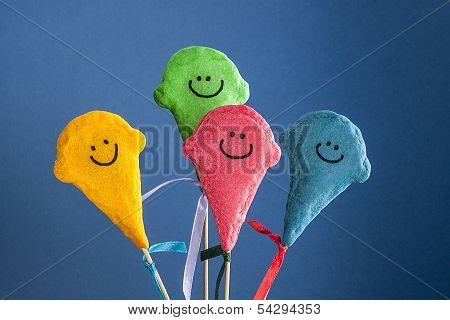 Funny lollipop