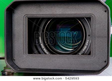 Lente de câmera HD