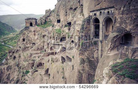 Vardzia cave monastery, Georgia