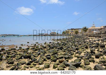 Sal Rei Harbour, Boa Vista, Cape Verde