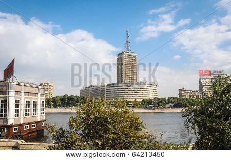 Maspero Building in Cairo