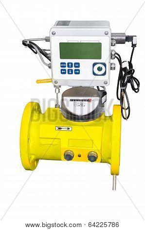Turbine Gas Meter