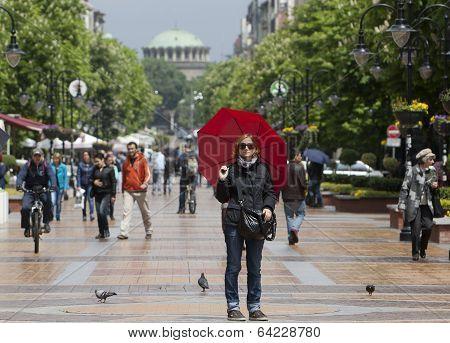 Bulgaria Sofia Daily Life