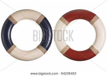 Lifebuoy Or Life Ring