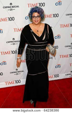 NEW YORK-APR 29: Actress Jenji Kohan attends the Time 100 Gala for the Most Influential People in the World at Frederick P. Rose Hall Home of Jazz at Lincoln Center on April 29, 2014 in New York City.