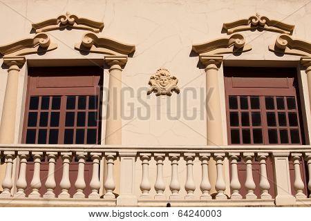 Montevideo Windows and Balcony