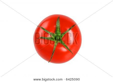 Fresh, jucy tomato