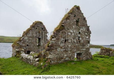 Eilean Mor Loch Finlaggan