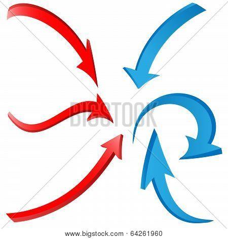 3D Arrows 1