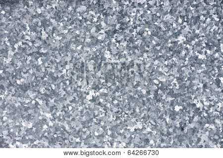 galvanized sheet background close up at high resolution