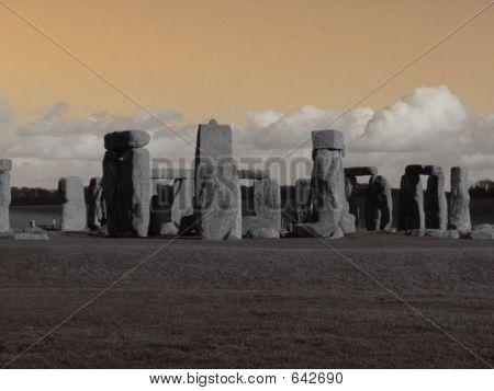 Stonehenge  Aged