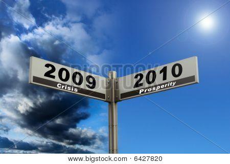 2010 Year Of Prosperity