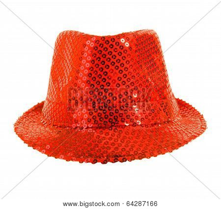 Festively Red Hat