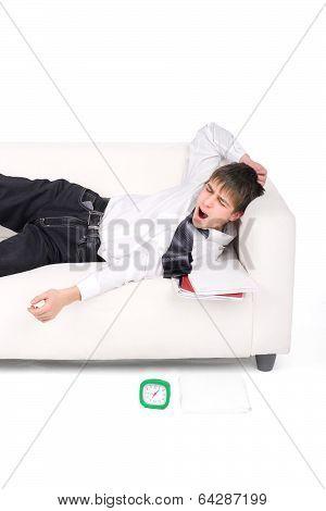 Student Waking-up