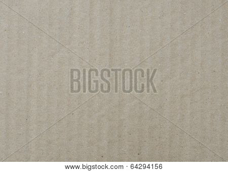 Corrugated Paper Texture