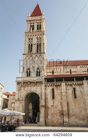 Cathedral of St Lawrence in Trogir