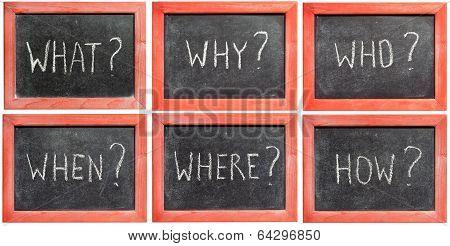 Questions Mix