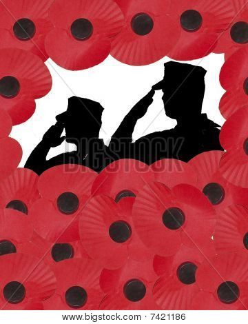 remembrance sunday vector