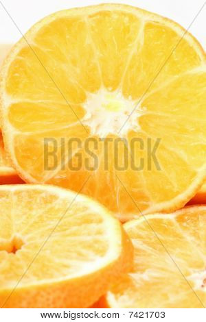 Fruits, Orange