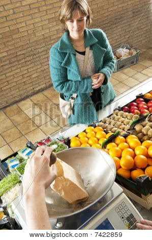 Greengrocer's Service