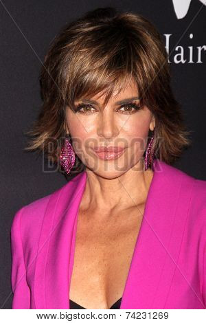 LOS ANGELES - OCT 18:  Lisa Rinna at the Pink Party 2014 at Hanger 8 on October 18, 2014 in Santa Monica, CA