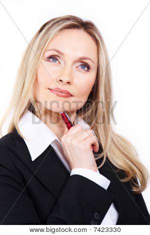 Bossy Frau