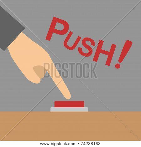 Hand Push