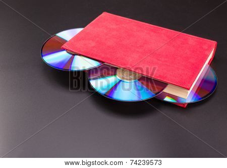 Disks in book