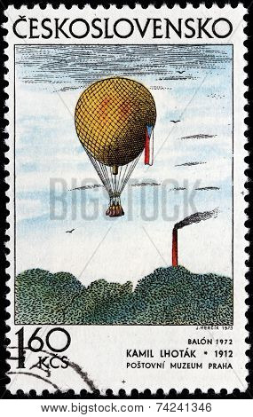 Balloon Stamp