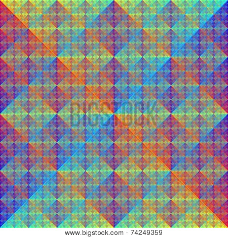 Crumpled Full Color Foil