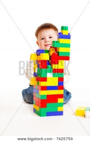 Edificio de niño