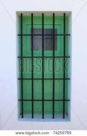 Window of a Prison