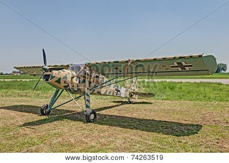 German Aircraft Fieseler Fi 156 Storch
