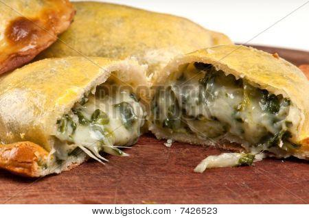Spinach Empanada