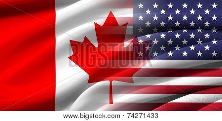 Usa And Canada.