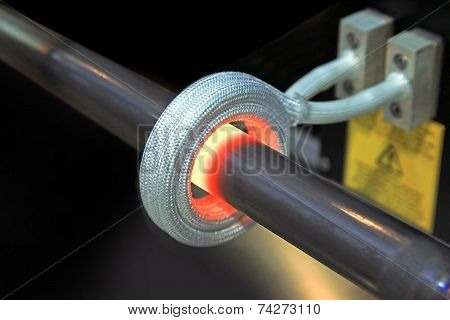 Heating Of Steel