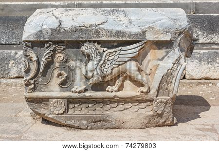 Relief With Griffin