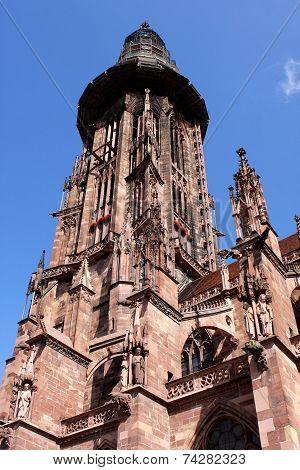 Freiburg Minster , Germany
