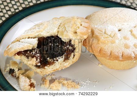 Two Mince Pies