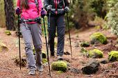 image of woman boots  - Hiking  - JPG
