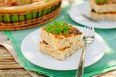 image of chive  - Savory Cheesecake  - JPG