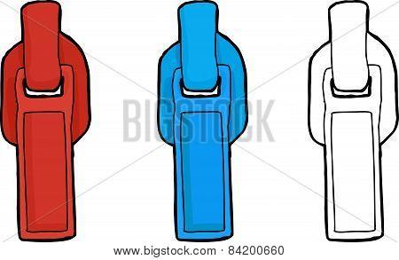 Zipper Objects