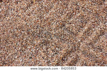 Coarse Sand Surface
