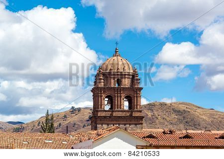 Santo Domingo Church In Cuzco