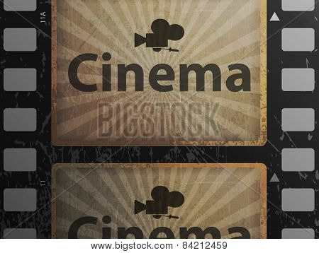 Cinema, vintage