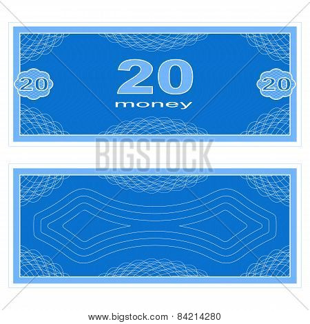 Play Money. Twenty