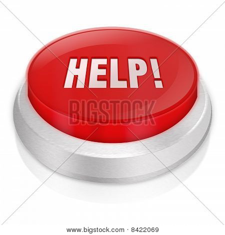 Help 3D Button